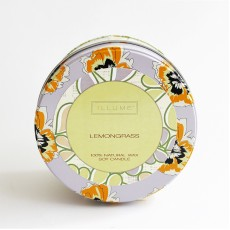 Lemongrass Retro Tin