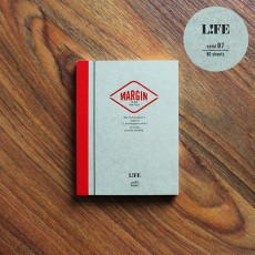 Life Margin Notebook - Semi B7 Plain