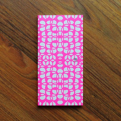 Mino Notebook - Prism Pink