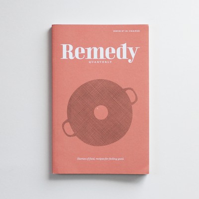 Remedy Quarterly Issue 16 : Change