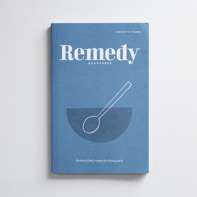 Remedy Quarterly Issue 17 : Taste