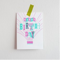 Social Card - Happy Birthday Firecracker