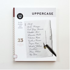 UPPERCASE Issue 23