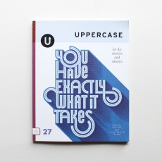 UPPERCASE Issue 27