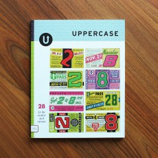 UPPERCASE Issue 28